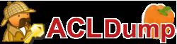 ACL Dumpロゴ